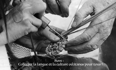 Project visual Suve : collecter la langue et la culture occitanes pour tous !