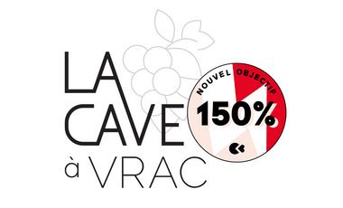 Project visual LA CAVE A VRAC
