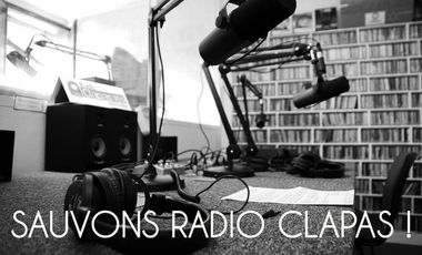 Visueel van project Sauvons Radio Clapas