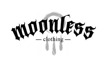 Project visual Moonless, la marque dark wear bio française