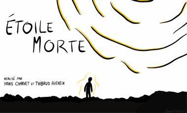 Visuel du projet Étoile morte - court-métrage
