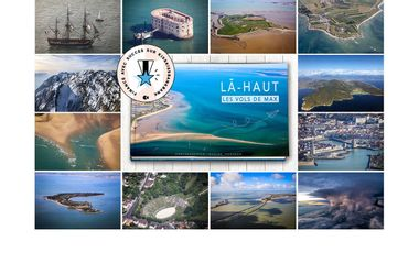 Visuel du projet Les Vols de Max - Livre Photographique «Là-Haut»