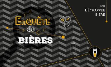 Visuel du projet Lancement du jeu EnQUÊTE de Bières à Lille