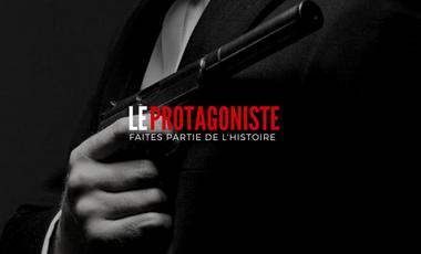 Visueel van project Le Protagonniste Film