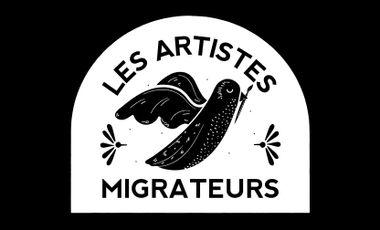 Visueel van project Les Artistes Migrateurs