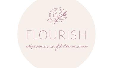 Project visual Flourish Programme mensuel Bien-être au féminin