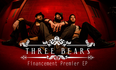 Visueel van project Premier EP de Three Bears