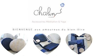 Visueel van project Chalin normandie ACCESSOIRES MÉDITATION & YOGA  Collection 100% Lin Normandie
