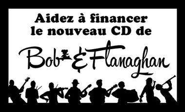 Project visual Nouveau CD de Bob & Flanaghan