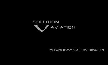 Visueel van project Solution aviation