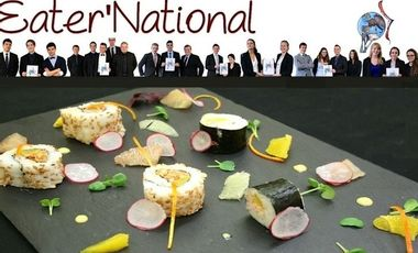Project visual Restaurant Eater'National