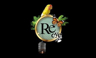 Visueel van project La REcyclerie