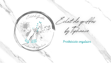 Project visual Création d'entreprise en tant que prothésiste ongulaire.