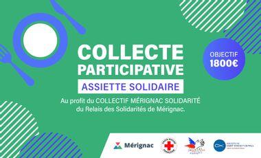 Visueel van project L'assiette Solidaire