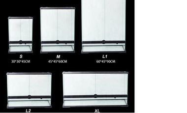 Visueel van project Terrarium en verre. Nouveau design