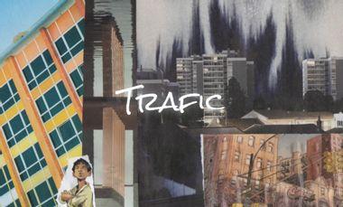 Visueel van project Série Trafic