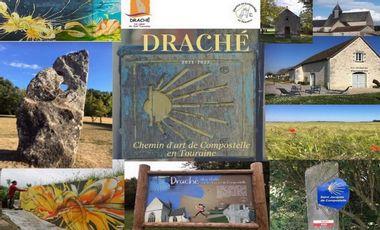 Visuel du projet Chemin d'art de Compostelle en Sud Touraine