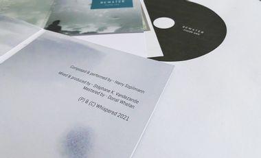 """Visueel van project BEWATER - """"INSIDE SEA"""" (debut album)"""