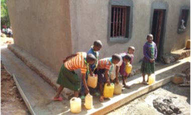 Project visual Construction solidaire d'une maison au Rwanda