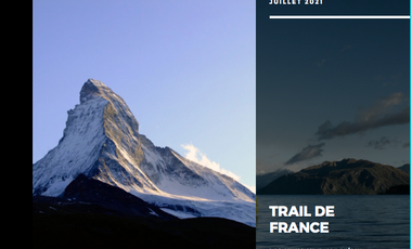 Project visual Le Trail De France