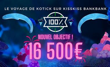 Visueel van project Le voyage de Kotick