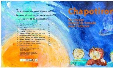 Visueel van project Chapotiron livre Cd jeunesse éco-conçu