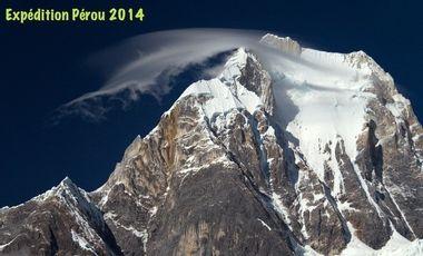 Visueel van project Ca grimpe au Pérou !!