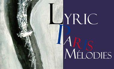 Project visual Lyric Paris Mélodies