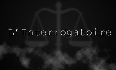 """Visueel van project Court-Métrage """"L'interrogatoire"""" Université Lumière Lyon 2"""