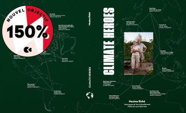 Visueel van project Climate Heroes - le livre