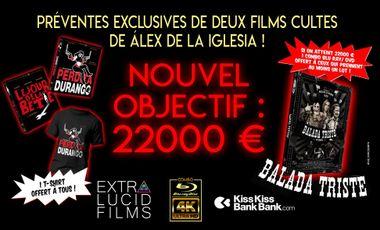 Project visual Deux films cultes de Alex de la Iglesia en combo UHD/Blu-ray collector !