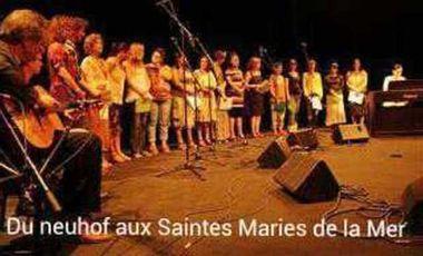Project visual Le C(h)oeur des Femmes du Neuhof aux Saintes Marie de la Mer