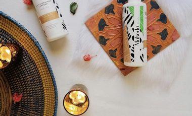 Project visual Marque parfumerie créative et cosmétique naturelle