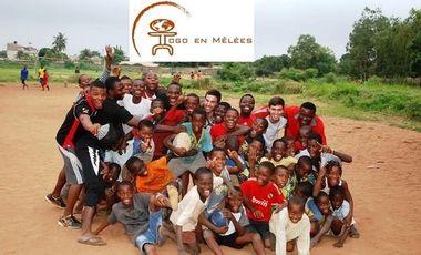 Project visual Togo en Mêlées
