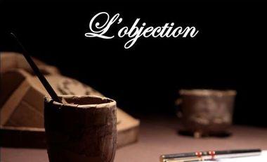 Visuel du projet L'objection