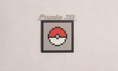 Visueel van project Pixelo 2D