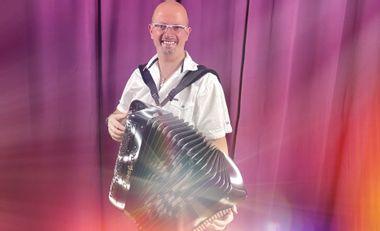 "Project visual Nicolas Grandfils  "" 30 ans d'accordéon """