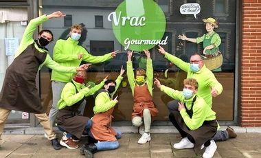 Project visual Vrac Gourmand grandit...