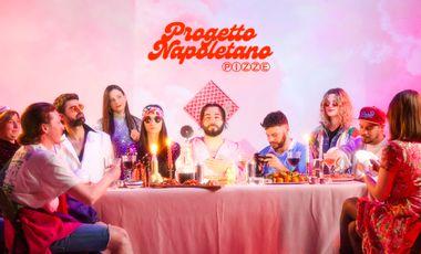 Visuel du projet Progetto Napoletano par Papà Raffaele.