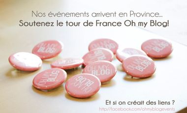 Visueel van project Le tour de France Oh my Blog!