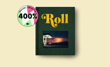 Visuel du projet Roll, le nouveau livre photo de Théo Gosselin