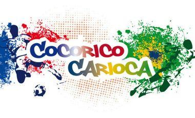Project visual Cocorico Carioca - La Coupe du Monde comme si vous y étiez