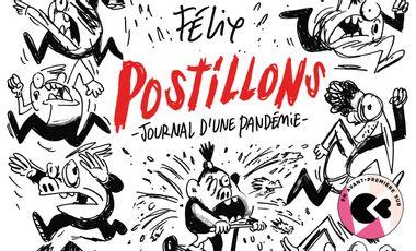 Visuel du projet Postillons – Journal d'une pandémie (Félix)