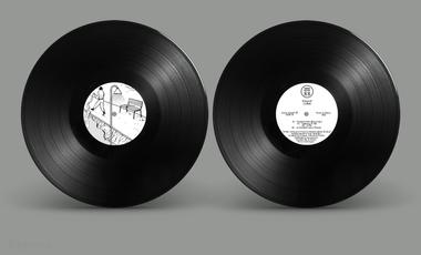 Project visual Le dernier disque de Ringard