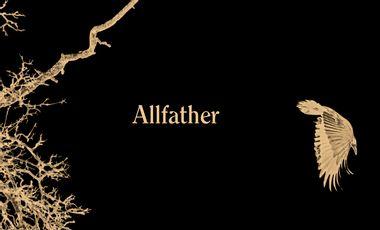 Project visual Allfather le nouveau livre de Sébastien Van Malleghem