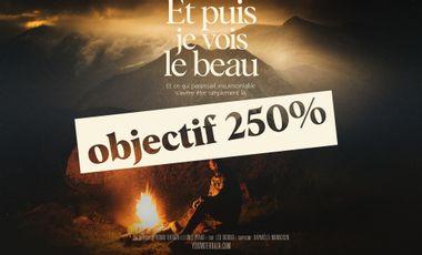 Visueel van project ET PUIS JE VOIS LE BEAU, le nouveau film de Yohan Terraza