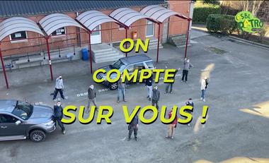 Visuel du projet Aidez-nous à rénover le local Patro de Braine-le-Comte!