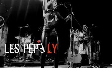 Project visual les Pepe Ly premier album