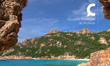 Visuel du projet Autisme: Découverte de la Corse pour 8 Bruxellois