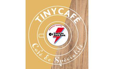 Project visual Tiny café van
